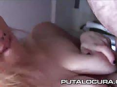 Spanish redhead lilyan begging for a hot cum