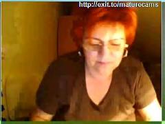 Solo french rehead granny simone (54)