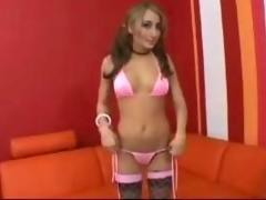 Natalia rossi - pigtails round asses