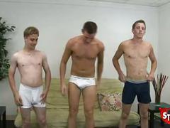 Sean, jayce and leon by broke straight boys