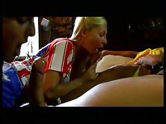 blonde, foursome, group, blowjob, babes, pov, hispanic, thagson, roberto chivas, dragana preslei, toni troyano