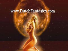 Awesome dutch fantasies cum true