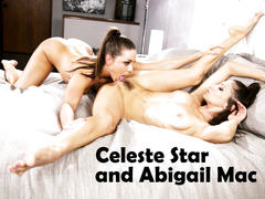 Celeste star wants sex with abigail mac instead of workout