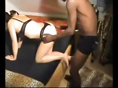 Cuckold films wife stretched and creampied by bbc