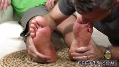 Dudes ass movie gay porn first time aaron bruiser lets me worship his big sexy feet