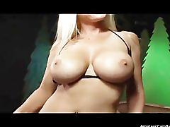 Girtl with big tits need your cock to ride