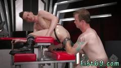 Gay fisting boy naked tatted hottie bruce bang catches sight of axel abysse pawing