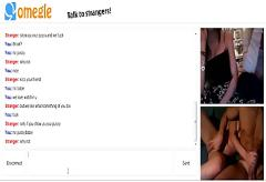 Omegle fun 25 (sexy couple )