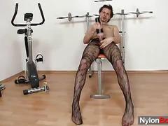 Ryan's dirty stockings fetish