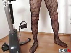 Ryan's dirty stockings fetish