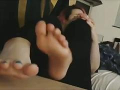 Foot fetish 10