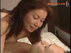 Asian mature fickt junior