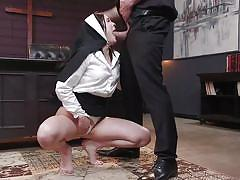 milf, bdsm, big cock, whipping, punishment, blowjob, roleplay, nun sex, families tied, kink, lily lane, stirling cooper, petra blair