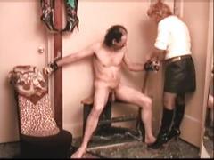 Bound by fur mistress