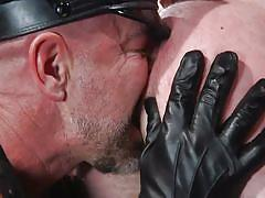 Hardcore bdsm sex session filled with bright colors and vivid emotions