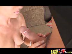 Fakeagentuk mature milf wants young stud cock on demand - hardsextube