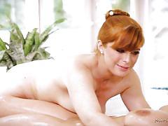 Penny gives the best nuru massages