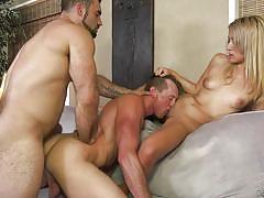 Bisexual fun @ wanna fuck my wife gotta fuck me too #11