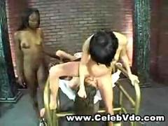 Lesbian squirt victim and she loves it