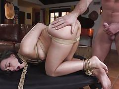 It' time for anal punishment!