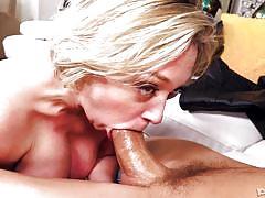 milf, blonde, handjob, big tits, deepthroat, titjob, 1000 facials, myxxxpass, tommy gunn, dee williams