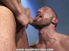 Jimmy and adam hardcore cock ride