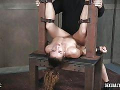 milf, threesome, bdsm, strapon, big tits, babe, deepthroat, mouth fuck, device bondage, sexually broken, matt williams, dee williams, dakota marr