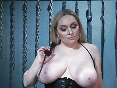 milf, blonde, bdsm, lesbians, big tits, whipping, vibrator, lezdom, tits torture, ball gag, device bondage, whipped ass, kink, dresden, aiden starr