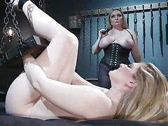 Kinky tits torture and rough bdsm devices for dresden