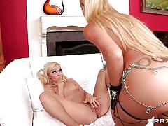 small tits, strapon, big ass, lesbians, stockings, big boobs, masturbating, pussy licking, blondes, aaliyah love, cherie deville, hot and mean, brazzers, jugg cash