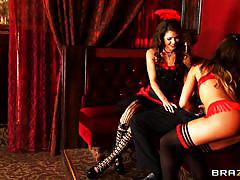 Threesome with jenni lee, rachel roxxx and keiran lee