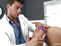 blonde, big ass, hospital, doctor, blowjob, big boobs, anal dildo, nice tits, sex toys, zoey holiday, ramon, doctor adventures, brazzers, jugg cash