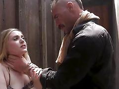 milf, blonde, bdsm, whipping, domination, ball gag, rope bondage, nipples pinching, sex and submission, kink, dresden, charles dera
