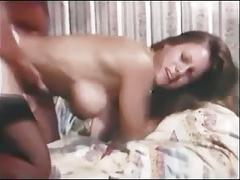 Vintage porn scene with joey silvera & cute brunette