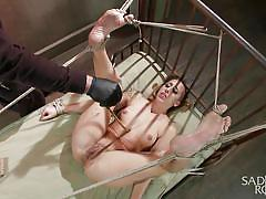 Masterfully tied and tortured