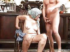 Baba gets fucked @ hey my grandma is a whore 18