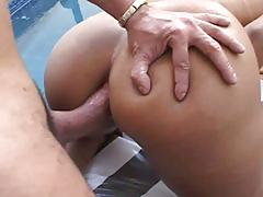 Fuckin outdoors - scene 3