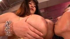 Big busted japanese girl part1