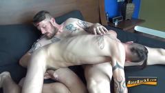 Amateurs butt fucked hard