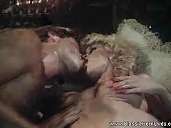 Kinky blonde milf final wish