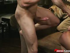 Riley steele fucked like a nice sex slave