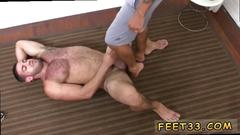 Boy feet movie gay our first stomping scene and its a steamy one