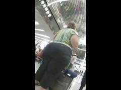 bbw, big butts, voyeur