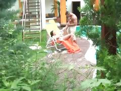 Nachbarin mit riesen titten wird gefickt