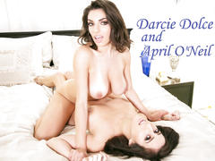 April oneil and the busty house owner darcie dolce