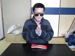 Japanese youtuber syamu blowjob