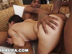 Mia khalifa craves big black dick against boyfriend's wishes (mk13769)