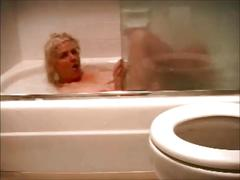 Naked in bath tube masterbation zoe zane