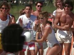 Leslie easterbrook, janet jones -police academy 5 assignment miami beach 00