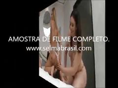 Selmabrasil and friends. anal from brazil.